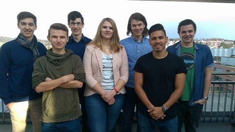 Vorstand Jugendparlament Kanton Zürich