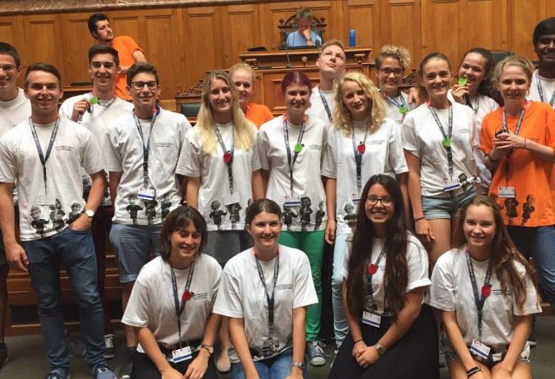 Teilnahme eidgenössische Jugendsession