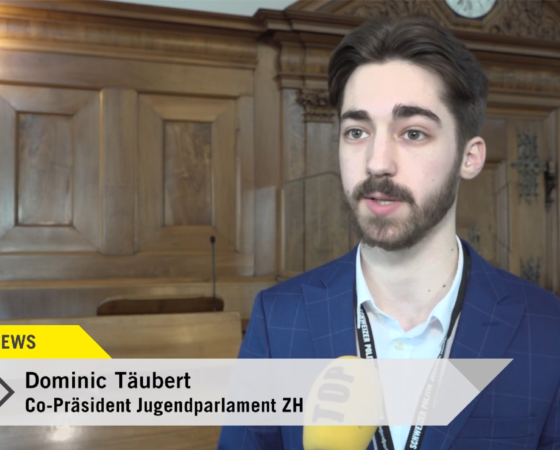 1. Jugendparlamentssitzung – Tele top, 24. März 2018