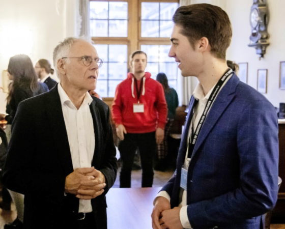 Täubert von alt Bundesrat Leuenberger verabschiedet – Zürcher Oberländer, 4. Feb. 2019