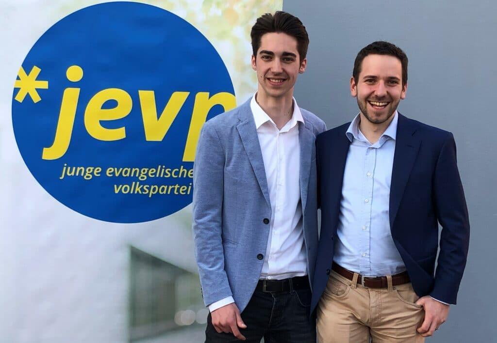 Co-Präsident Junge EVP Schweiz