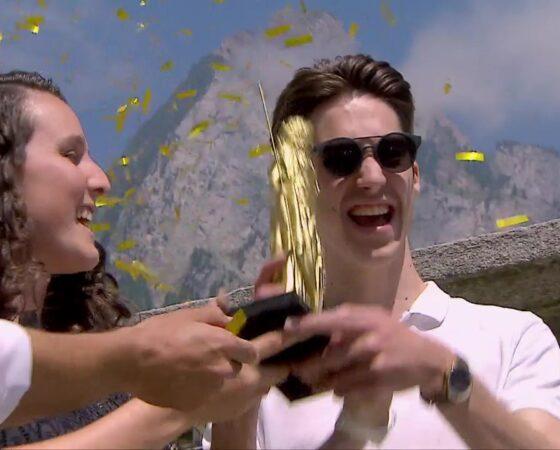 Junge EVP gewinnt die goldene Jung-Helvetia
