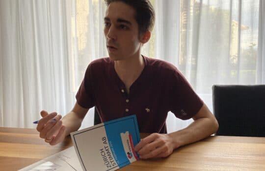 Petition abgelehnt: keine easyvote-Broschüren